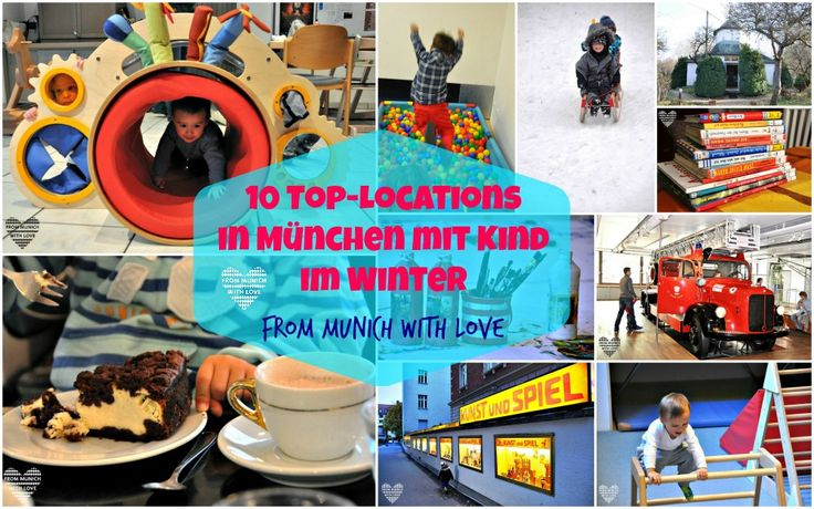 10 Top-Locations in München mit Kind im Winter - From Munich with Love