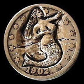 Adam Leech - Mermaid 1902