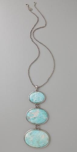 Theodora & Callum Escape Agate Necklace - StyleSays