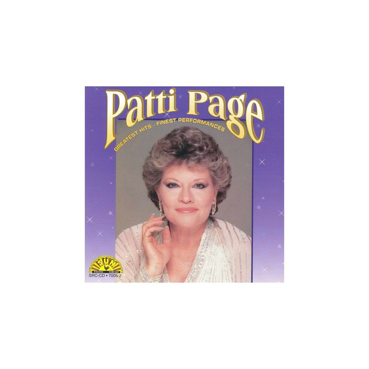 Patti page - Greatest hits:Patti page (CD)