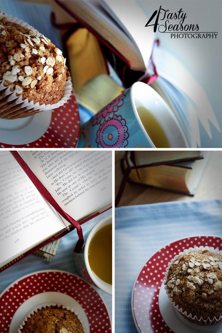 4 Tasty Seasons: Mrkvovo-špaldové muffiny
