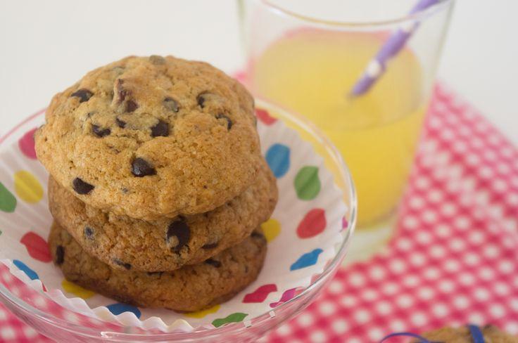 Cookies con choco 2