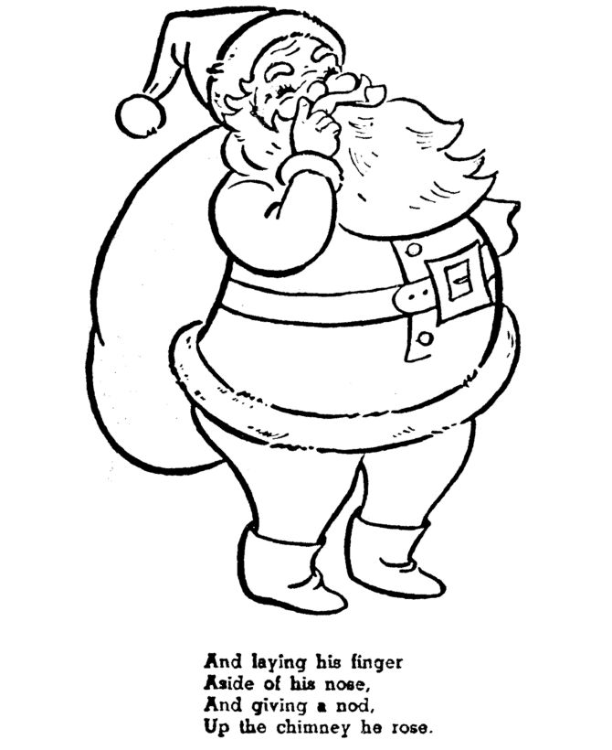 Coloring Book Pages For Christmas : 605 best images about coloring pages * christmas on pinterest