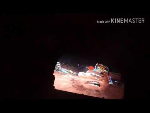 Cars 3.Miss Fritter sneak peek. - YouTube