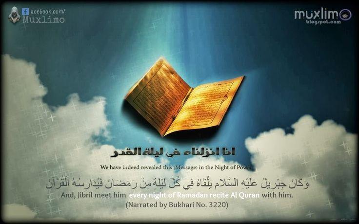 Amalan Ramadhan untuk Lailatul Qadar dan Kembali Fitrah   Muxlimo's Lair