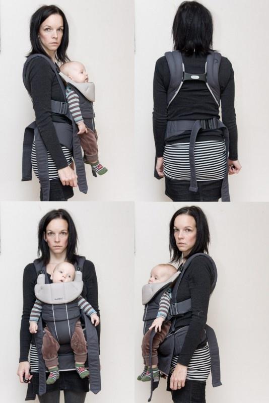 best buy baby carriers BABYBJÖRN Comfort Carrier ...