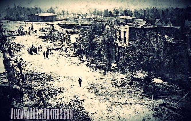 Haunted Haven by Faith Serafin: The Haunted Tornado City - Albertville, Alabama