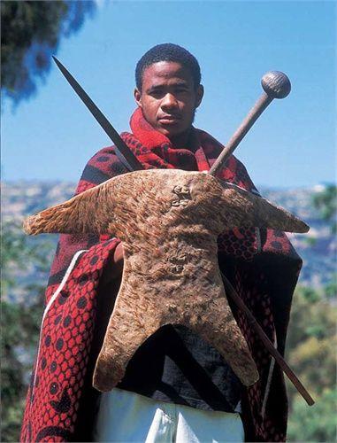 Basotho Shield