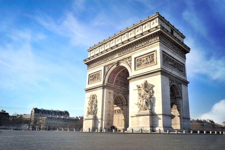 Víťazný oblúk –Paríž