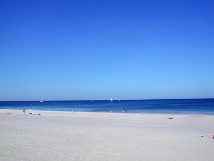 les plages Normandes .... comme un petit air d'exotisme !! www.martinaa.fr