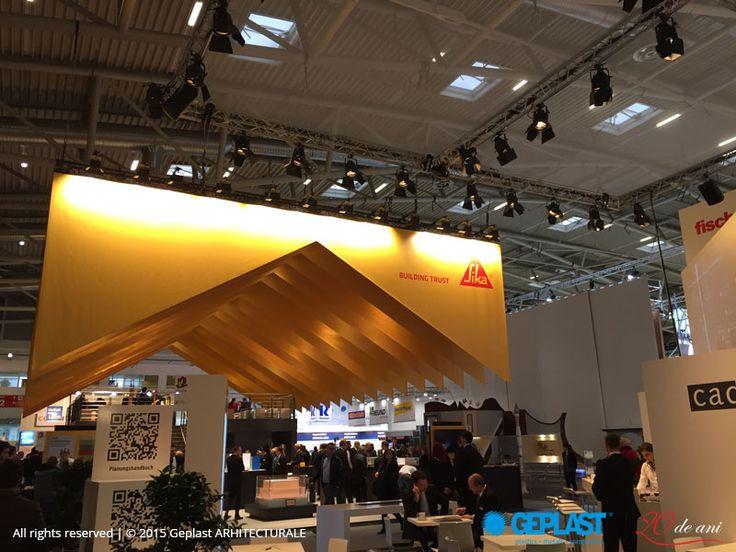 GEPLAST @ BAU München 2015