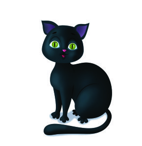 """Charm: An Amazing Story of a Little Black Cat"" by Leyla Atke. www.leylaatke. #Books, #Cats, #Animals."