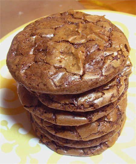 brownie cookiesCookies Brownies, Drop Cookies, Brownie Cookies, Food, Chocolates Cookies, King Arthur, Brownies Cookies, Baking, Savory Recipe