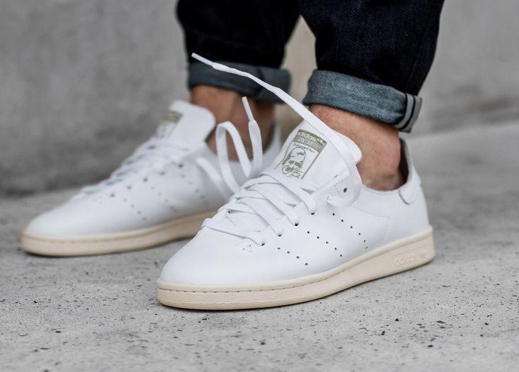 Adidas Stan Smith Vintage Leather Sock
