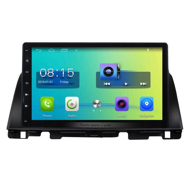 Seicane 10 1 Inch Android 6 0 2016 Kia K5 Gps Navigation