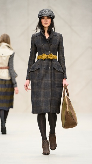 Burberry a/w 2012: Burberry Coat, Style, Fashion Week, Orchard, Burberry Prorsum, Coats, Aw 2012
