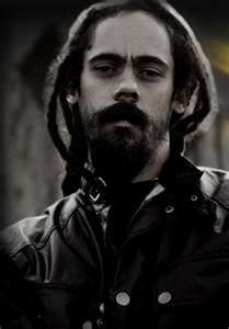 Damian Marley. Though all Bob's children channel him in all things, Junior Gong appears to channel his charismatic spirit. The Force is strong in him....