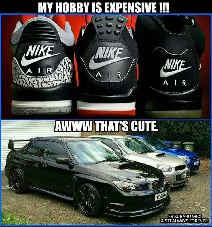 Hence The Reason Why Car People Usually Only Have One Hobby