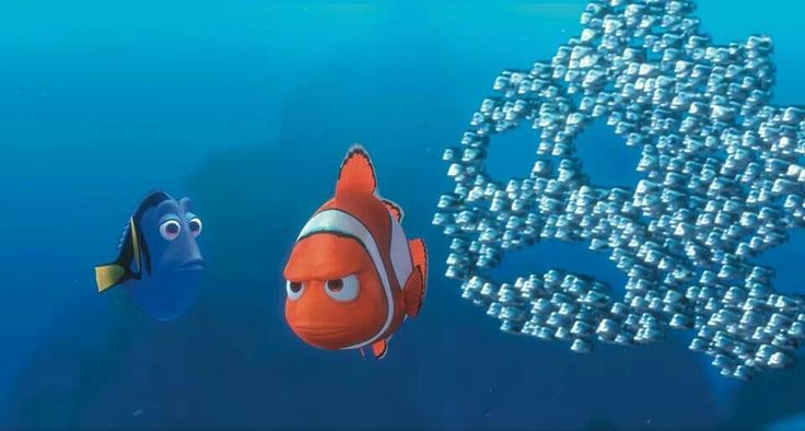 For A Clown Fish Marlin Sure Can 39 T Take A Joke Disney