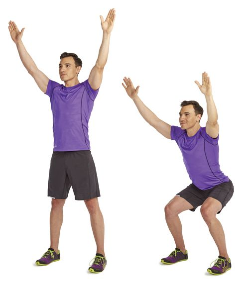 how to build core strength body weight