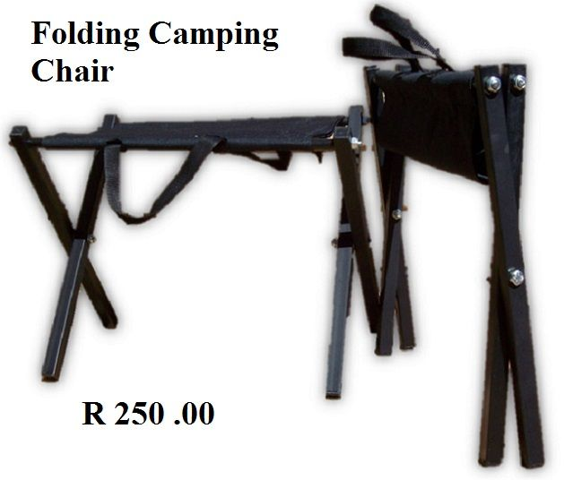 It's made from high quality steel.  Folds up with carry handles.  It is all made in South Africa!!! (Not in China) Courier / Delivery: Pretoria  Johannesburg Free Other places R80.  Tel: 012 335 8521 Email: hcc634@gmail.com