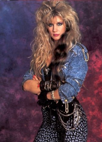 ... KUEHNEMUND, Guitarist Of Glam Rockers VIXEN Passes Away ~ Metal Wani