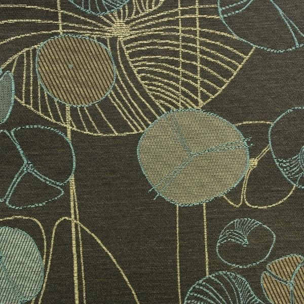 Seabed Pula Beach Outdoor Brown Upholstery Fabric