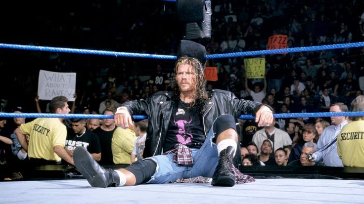 Raven talks about his character, ECW, Paul Heyman, more