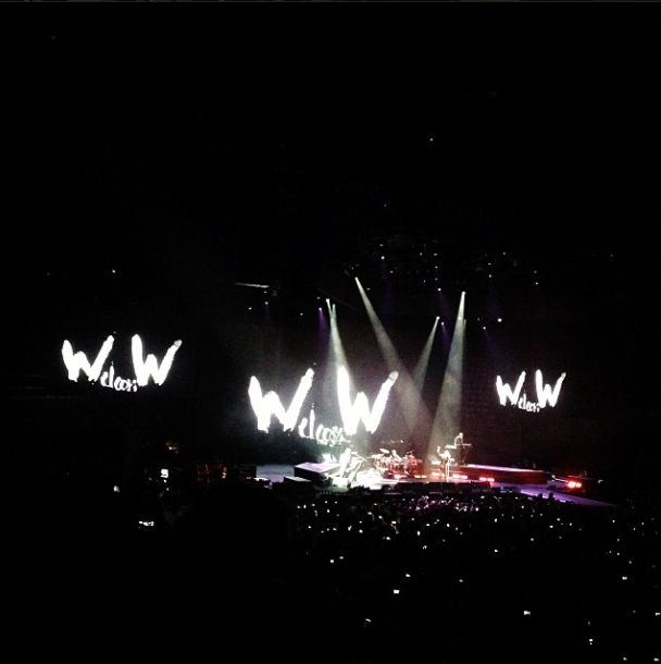 Depeche Mode, Paris Bercy January 2014