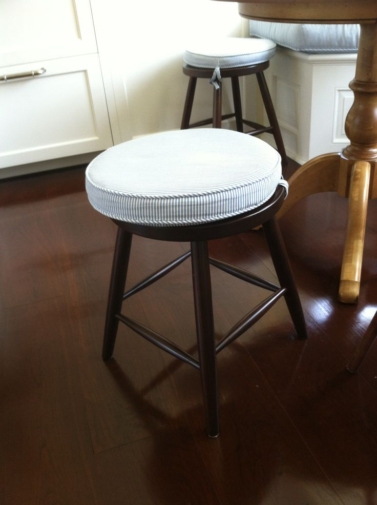 Lovely Replacement Bar Stool Seat Cushion