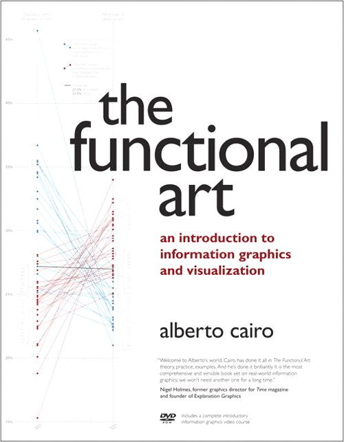 Functional Art, The: An introduction to information graphics and visualization by Alberto Cairo