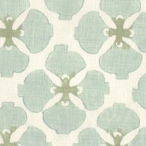 Sakura | Galbraith & Paul  Wonder if this would work as one of formal living room pillows? Hs
