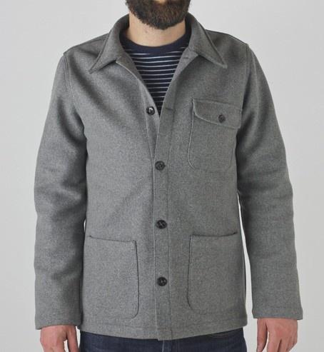 Marine Layer Chore Coat 180 Men S Style Pinterest