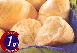 Carbquik Easy Yeast Rolls