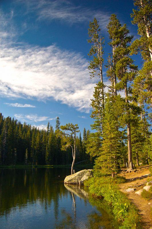 Anthony Lakes Elkhorn Mountains Oregon