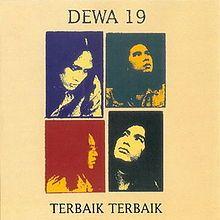 Album Terbaik-terbaik - Dewa 19   Dani Manaf, Ari Lasso, Andra Ramadhan, Erwin Prasetyo   1995
