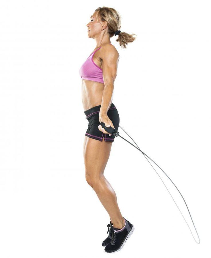 Beneficios de saltar la cuerda - IMujer