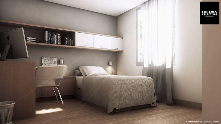 https://flic.kr/p/Lv7EiE | Apartamento 201 | Diseño: Lugares Colectivos…