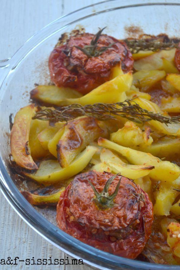 acqua e farina-sississima: Cucina del Lazio: pomodori col riso