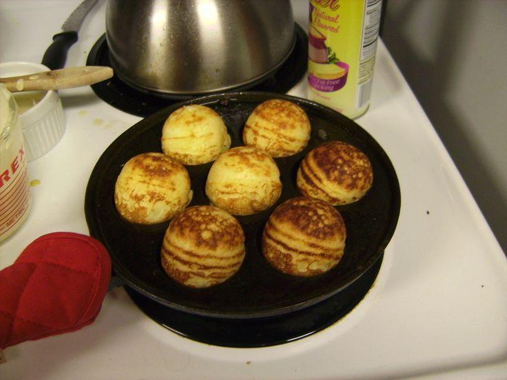 good food made simple pancake puffs