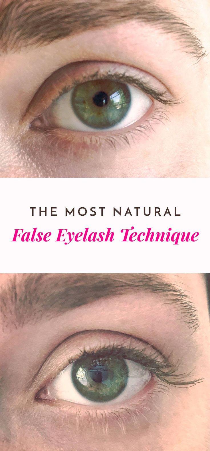 25+ Best Ideas About Natural False Eyelashes On Pinterest