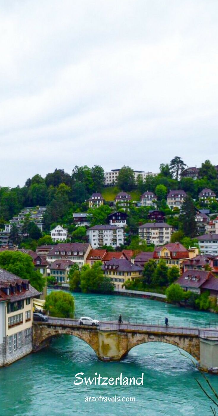 Visit Bern, Switzerland´s capital in 24 hours.
