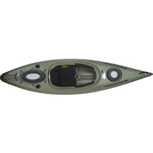 The no limits adventure 10 39 4 sit in fishing kayak for Fishing kayak academy