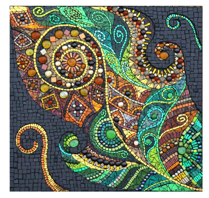 mosaic gldgn106x by julieedmunds mosaicdeviantartcom on deviantart