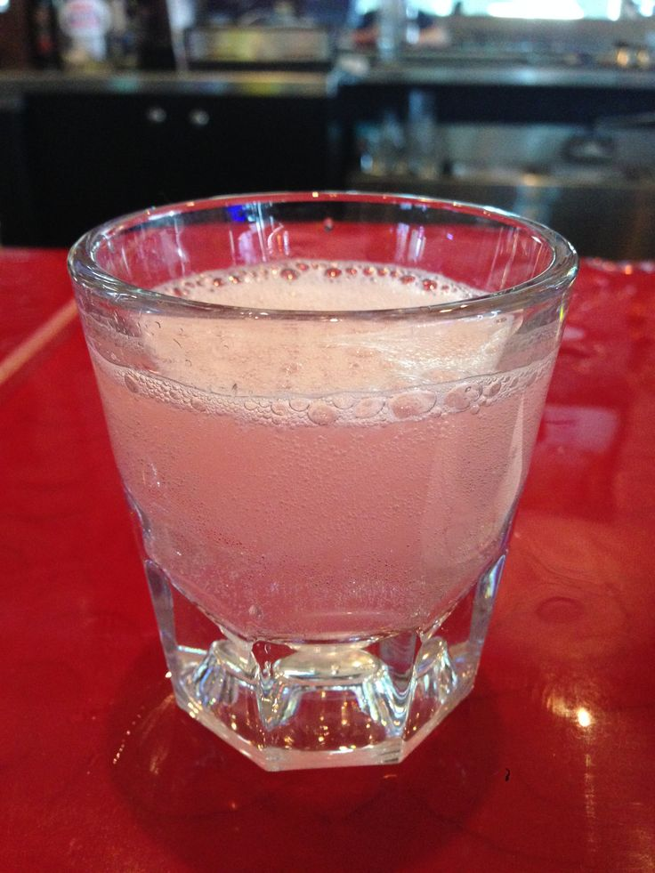 Pink Starburst Shot 1 oz Vanilla Vodka 1 oz Watermelon Pucker 1 oz Sweet & Sour