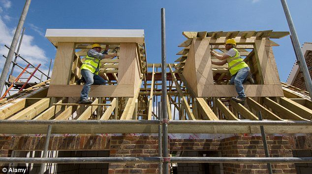 Construction sector continues to grow as housebuilders' confidence hits highest level in seven years