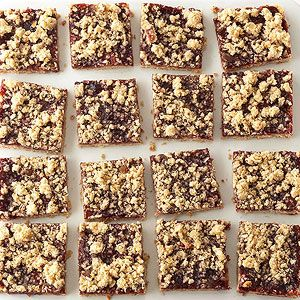 Oatmeal Jam Bars From Better Homes and Gardens, ideas and improvement projects for your home and garden plus recipes and entertaining ideas.
