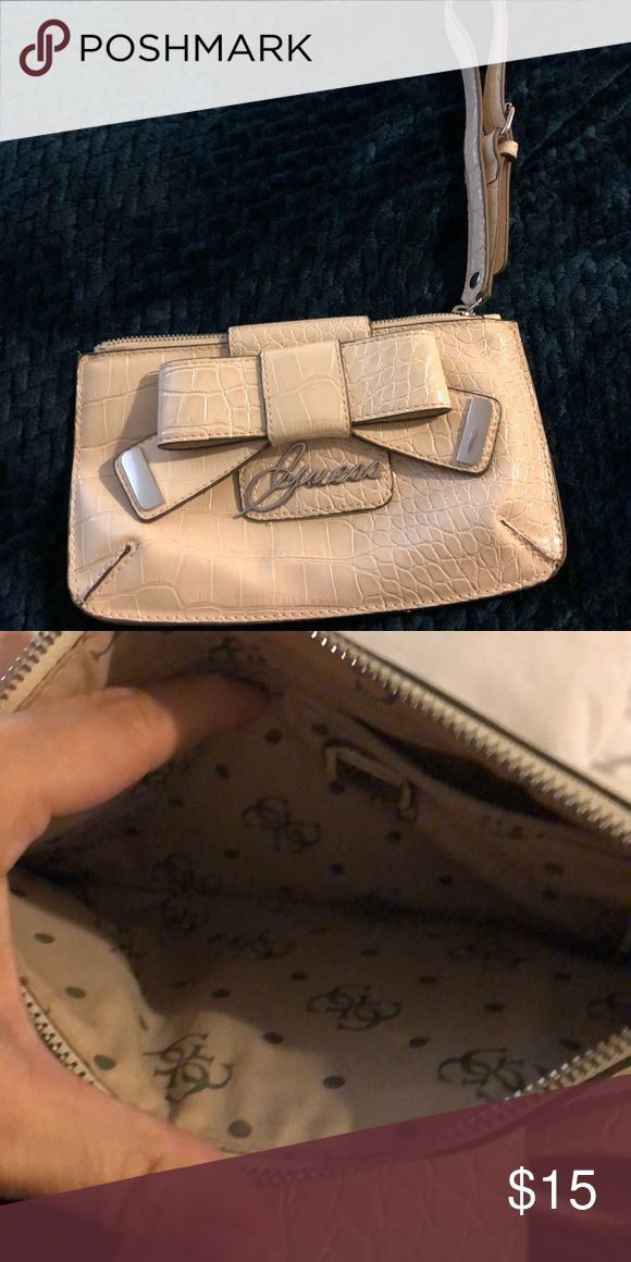 I just added this listing on Poshmark: Guess Clutch. #shopmycloset #poshmark #fashion #shopping #style #forsale #Guess #Handbags