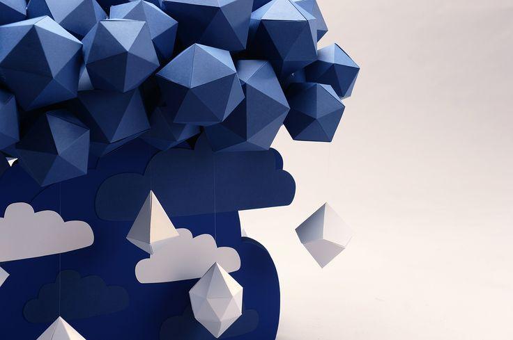 "Titta på det här @Behance-projektet: ""Paper cloud"" https://www.behance.net/gallery/45691961/Paper-cloud"