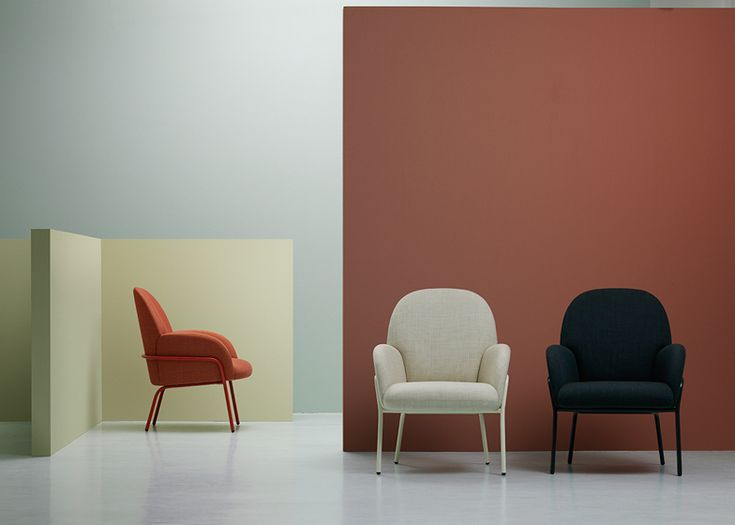 Sling Lounge Chair by Note Design Studio for Fogia